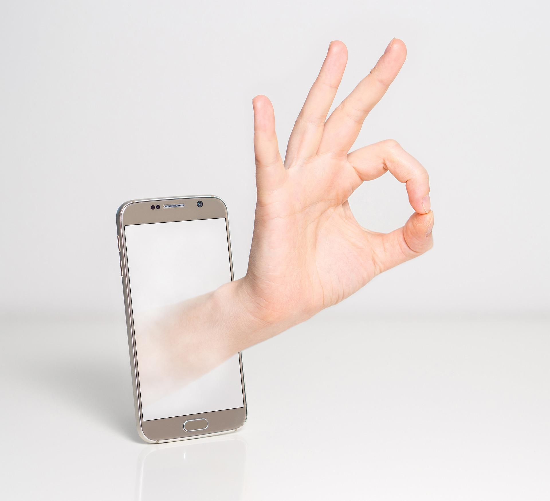 fingers-ok