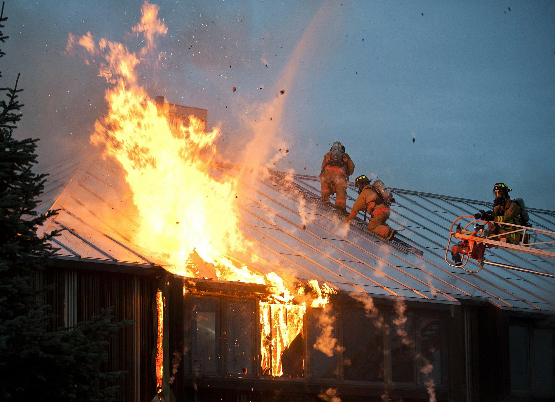 火事の予防は大切