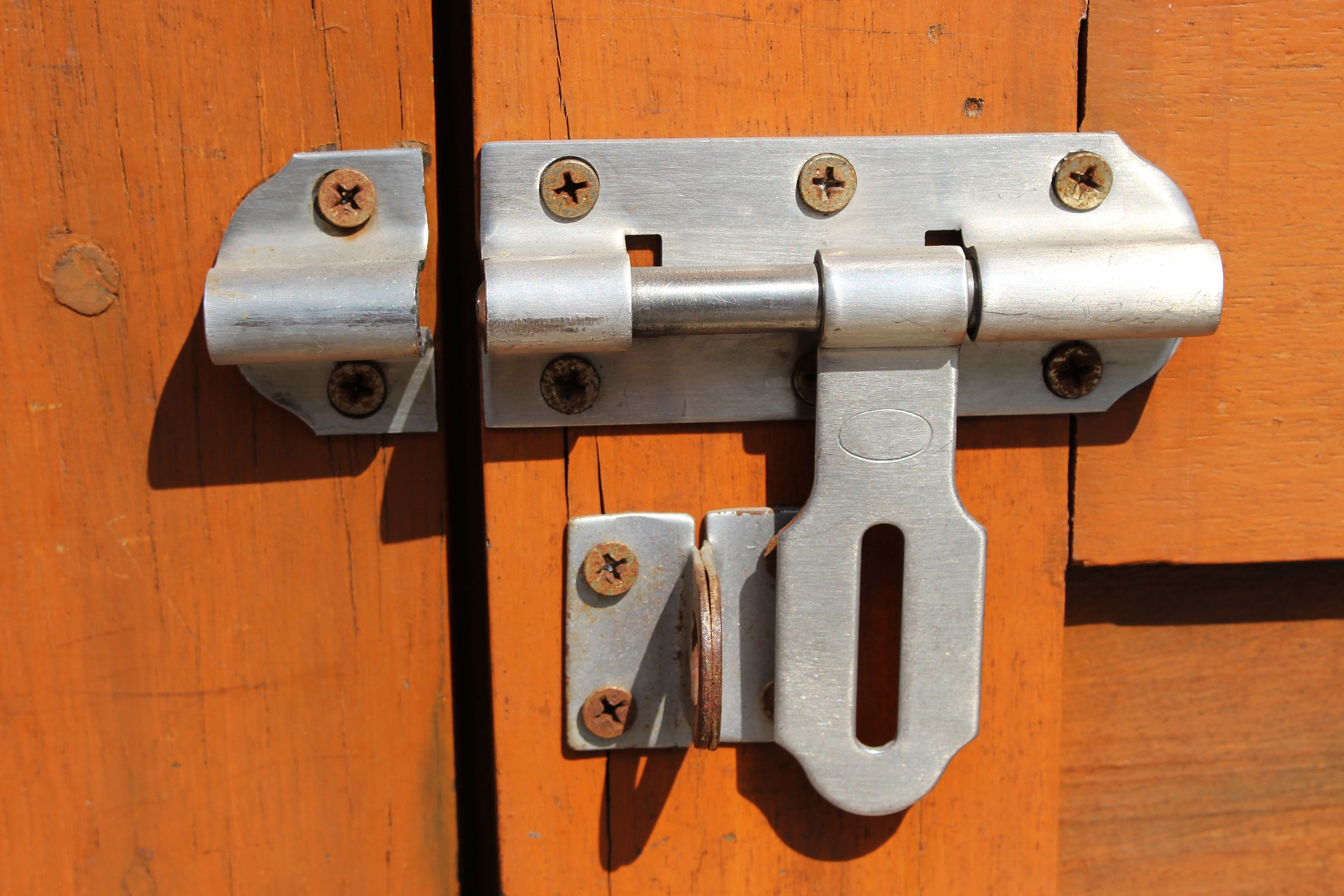 latch-lock