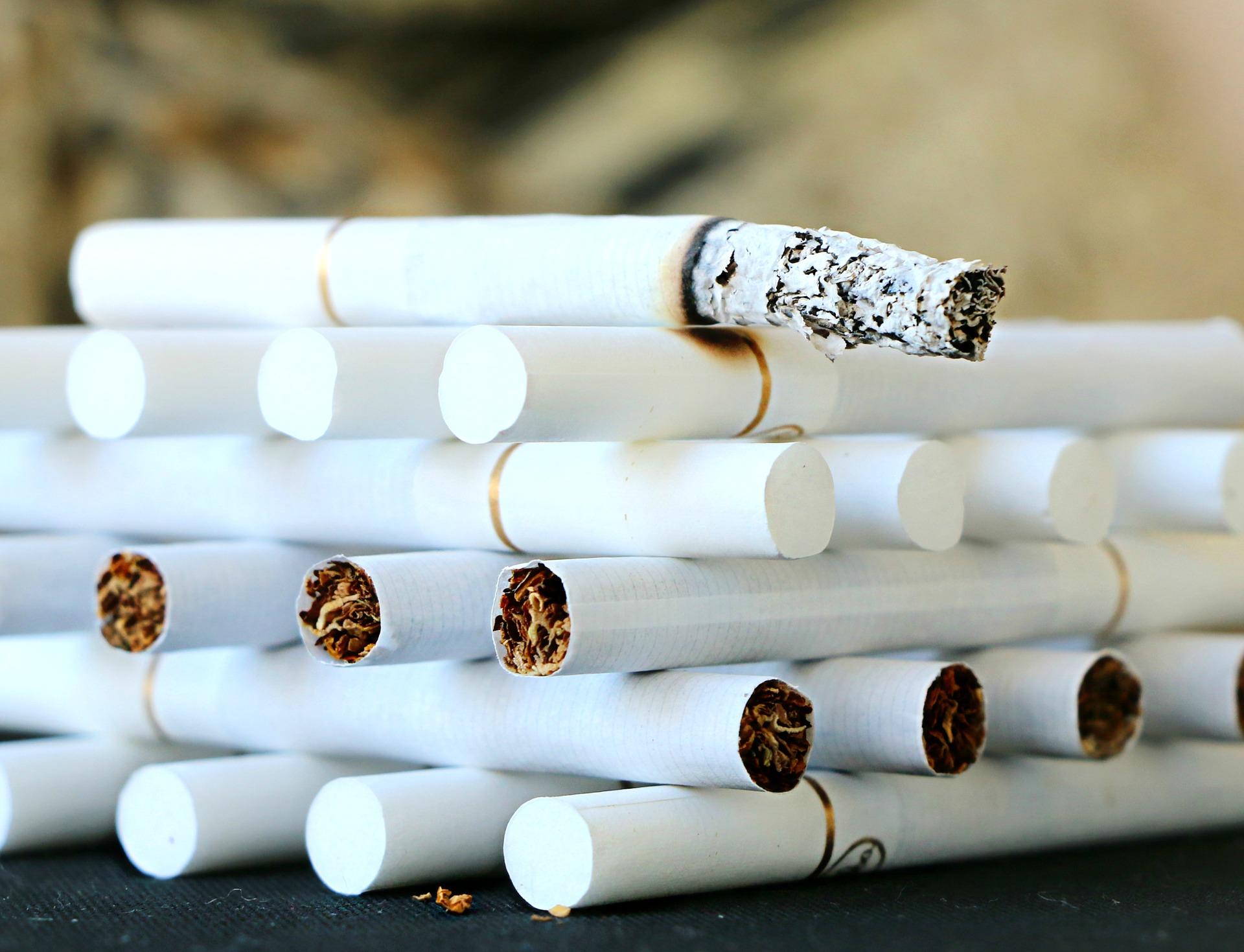 紙巻きタバコの維持費
