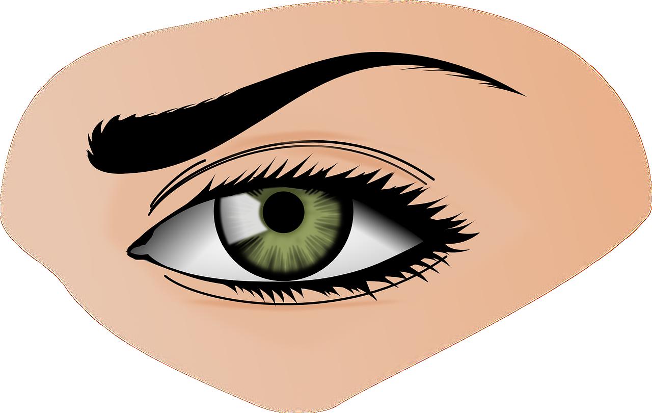 woman-eye