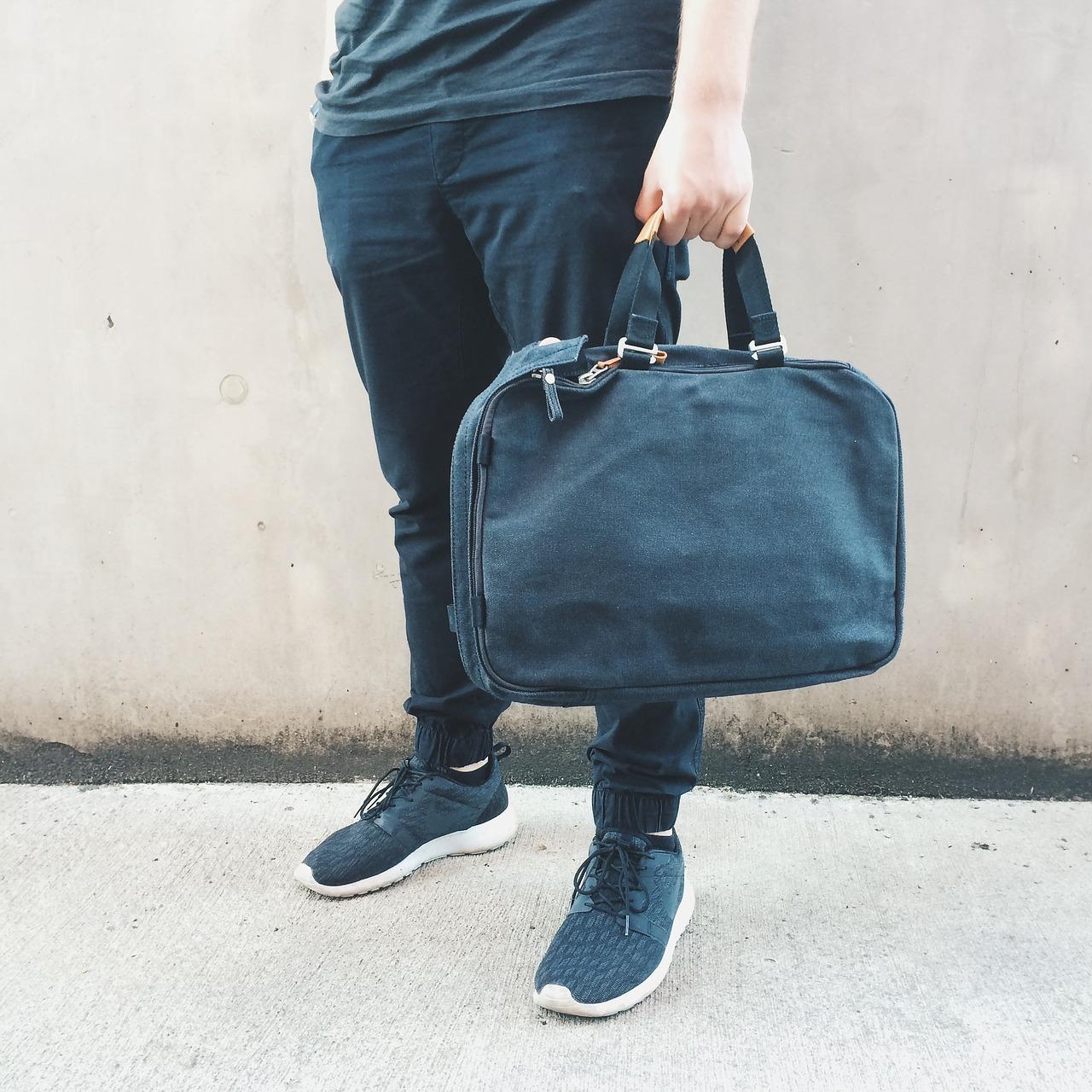 手荷物バッグ