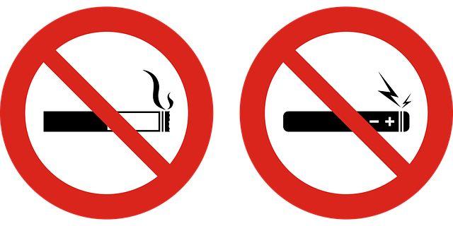 電子タバコと加熱式タバコの禁煙