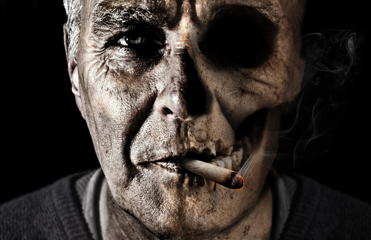 タバコが与える病気の可能性