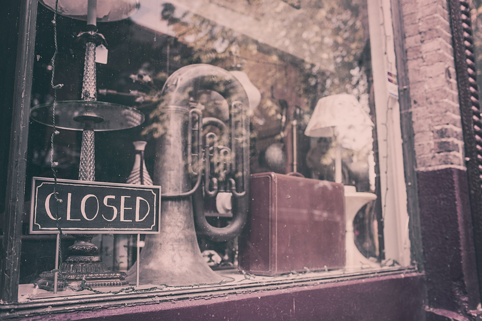 closed