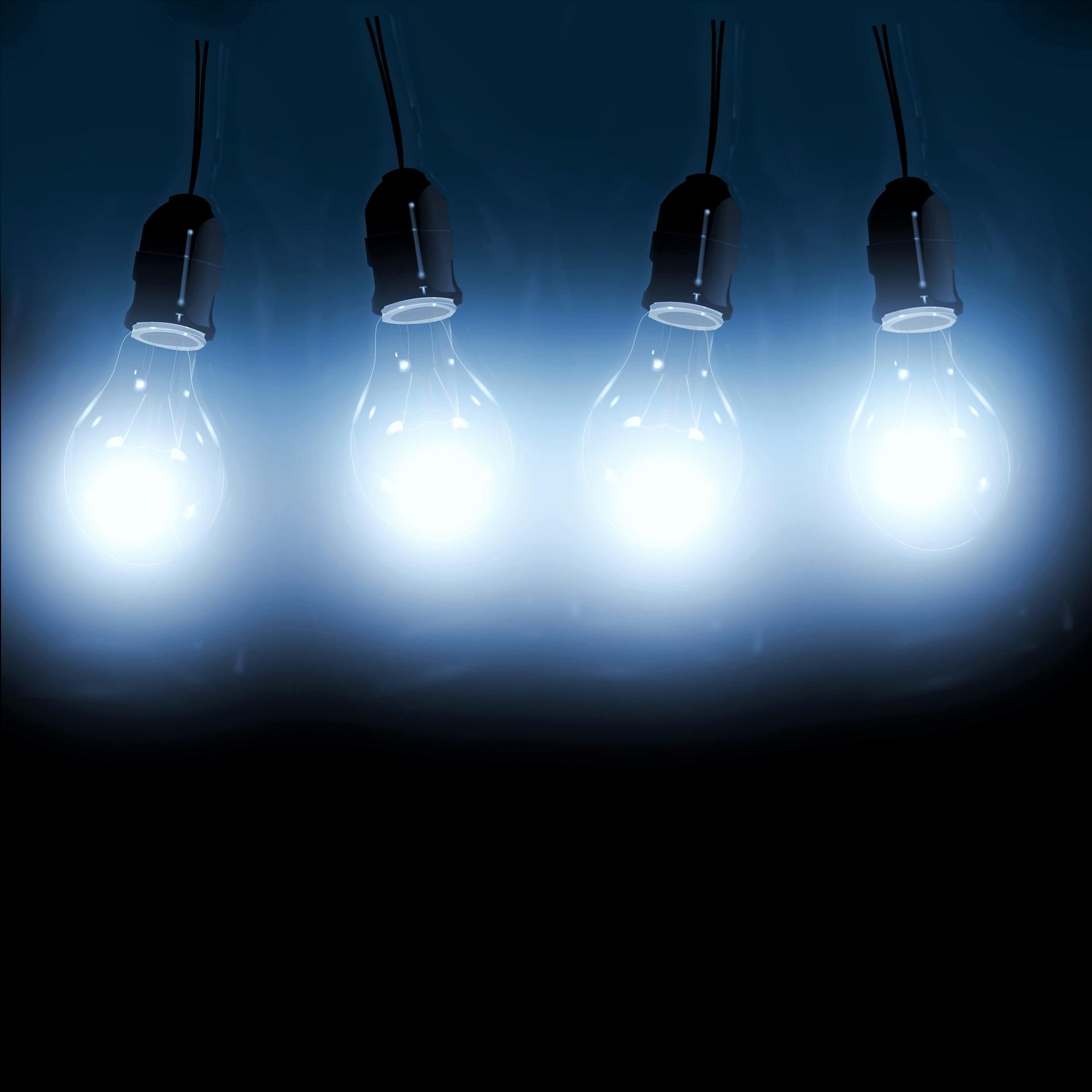 lightの点滅点灯