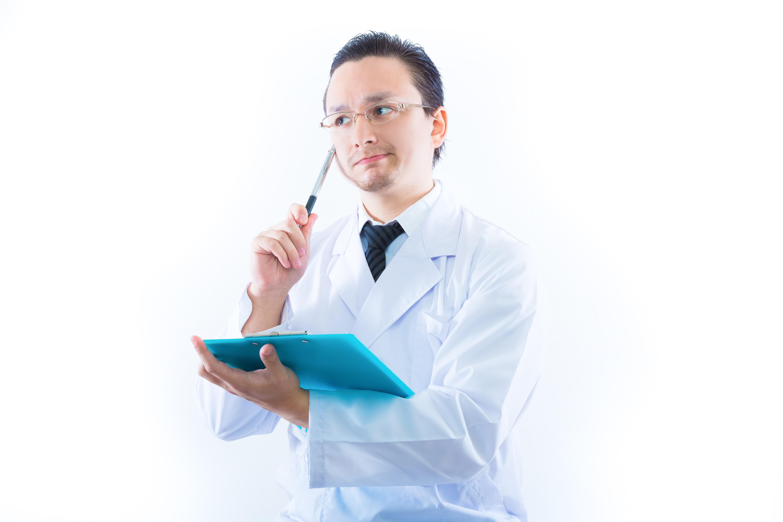 お医者さんの診断