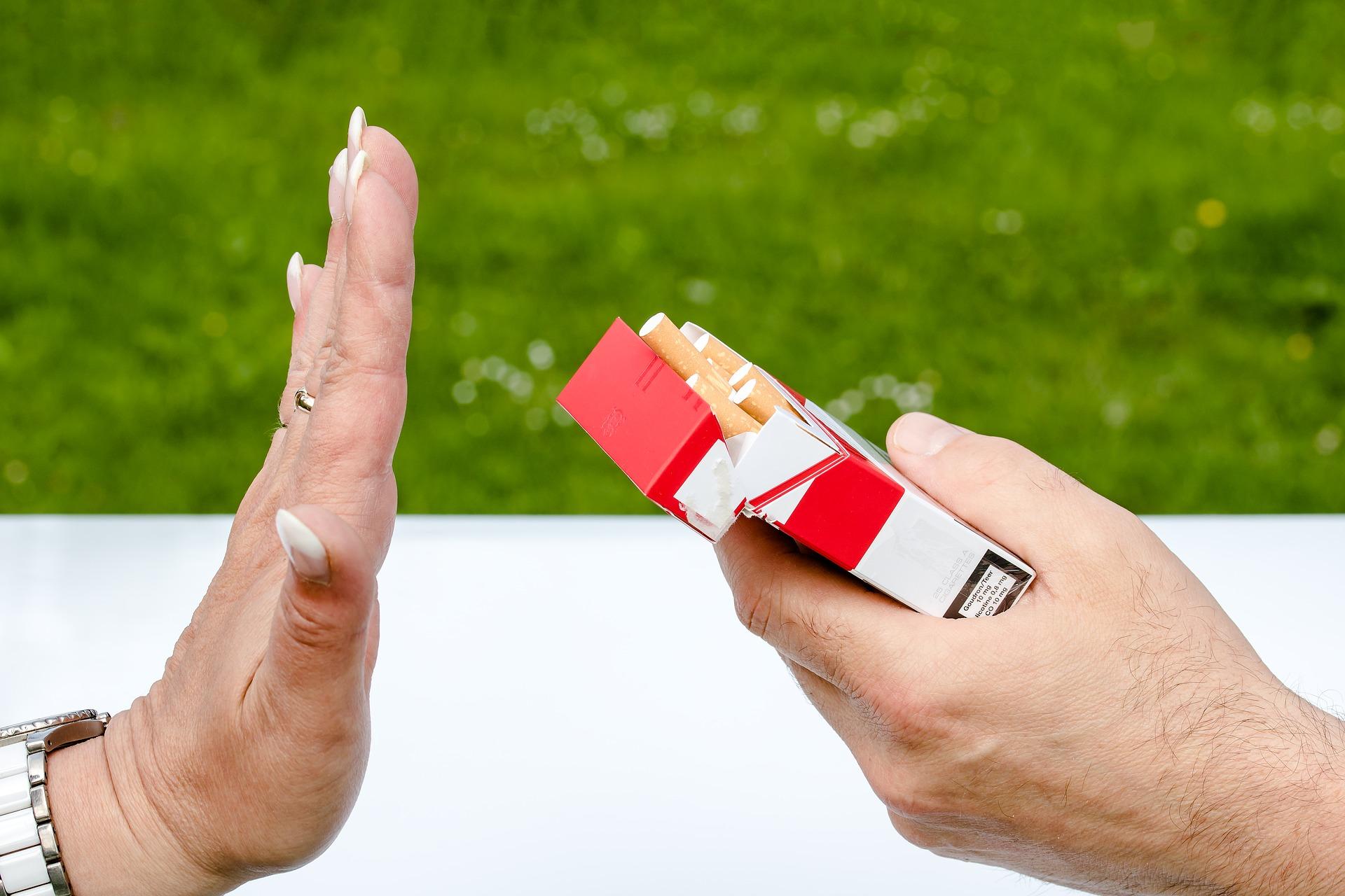 アイコスで禁煙する