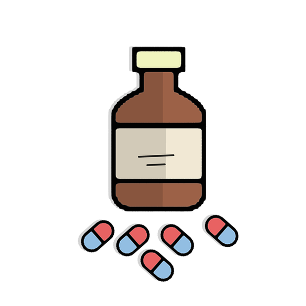 口内炎の薬
