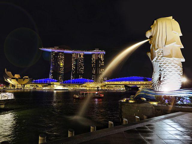 シンガポールへ持ち込み