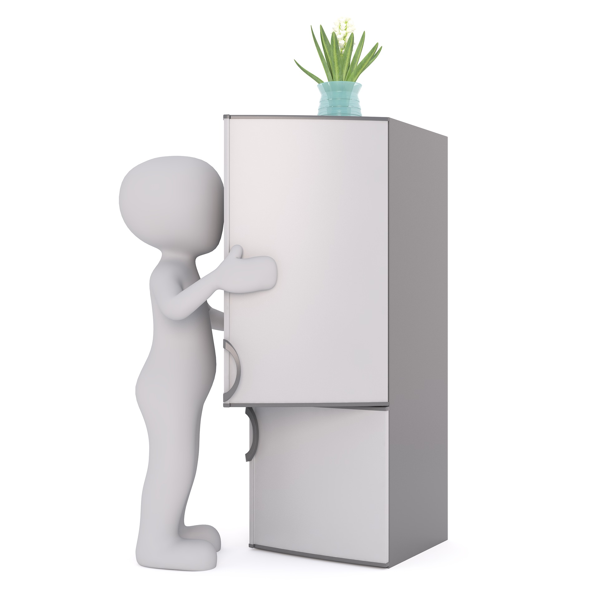 冷蔵庫にアイコスを入れて冷やす