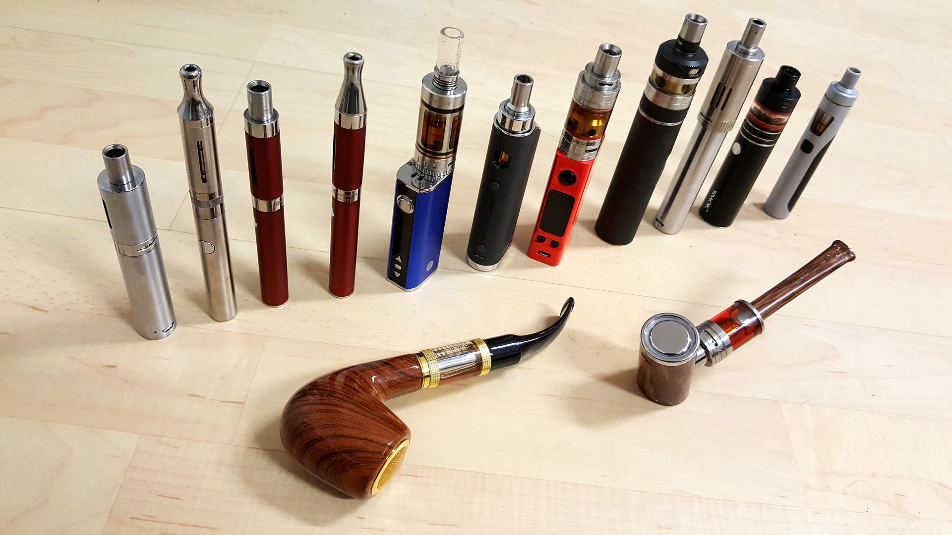 電子タバコはどこで売ってる?商品の一覧