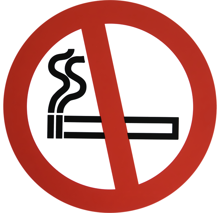 プルームテックで禁煙できないマーク