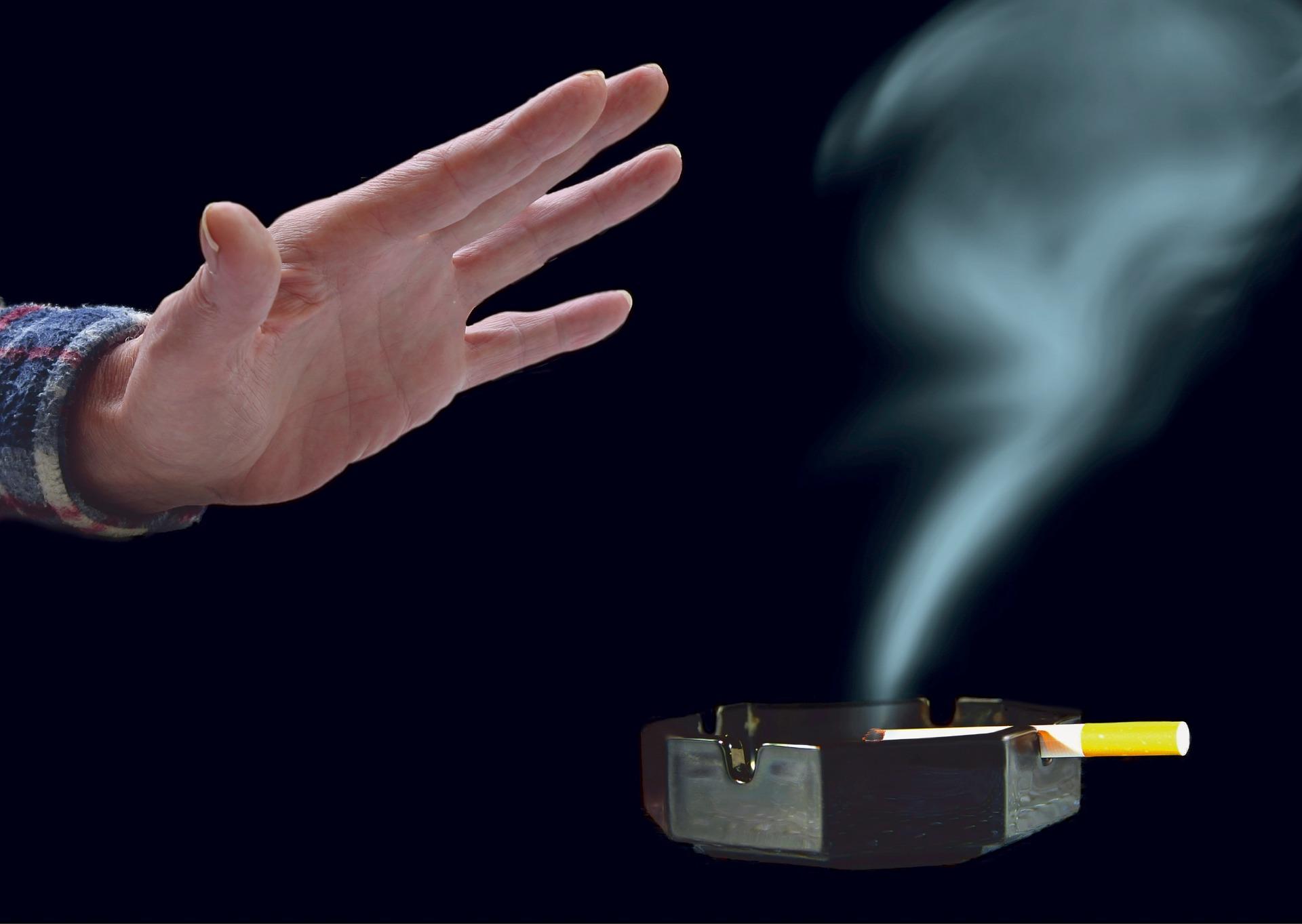 タバコからグローへ完全移行