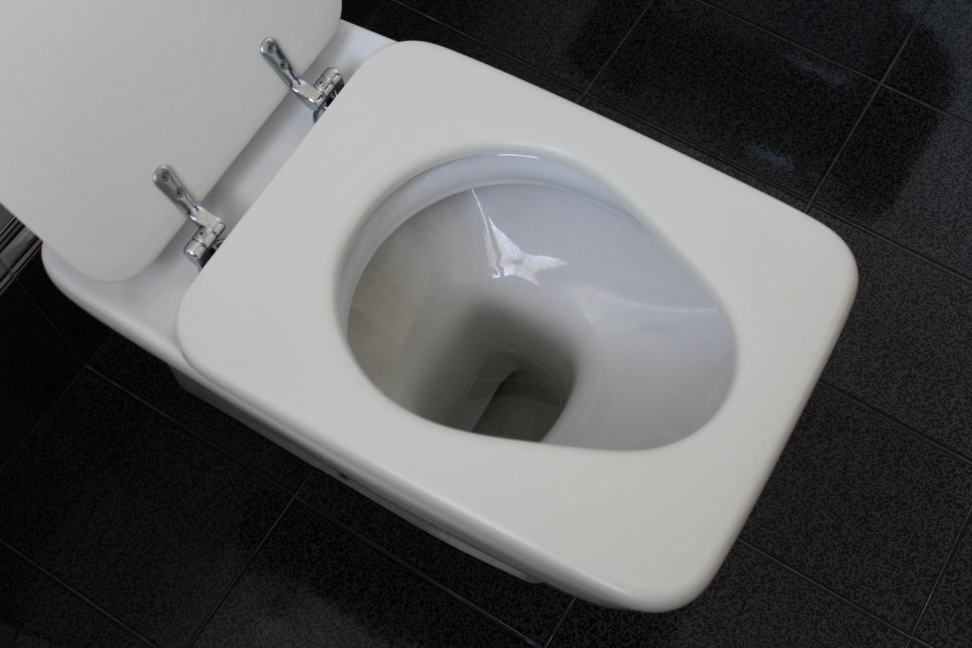 グローのトイレでの喫煙