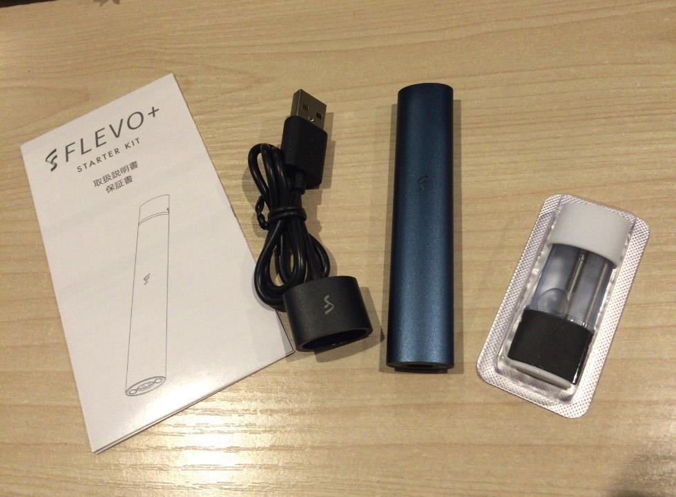 FLEVO+のセット内容