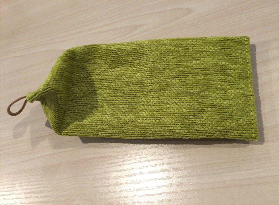 プルーム・テックプラス ソフトケースのライムグリーン色3