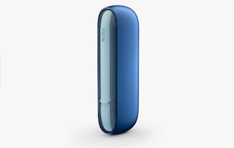アイコス3ドアカバー色の組み合わせスチールブルー