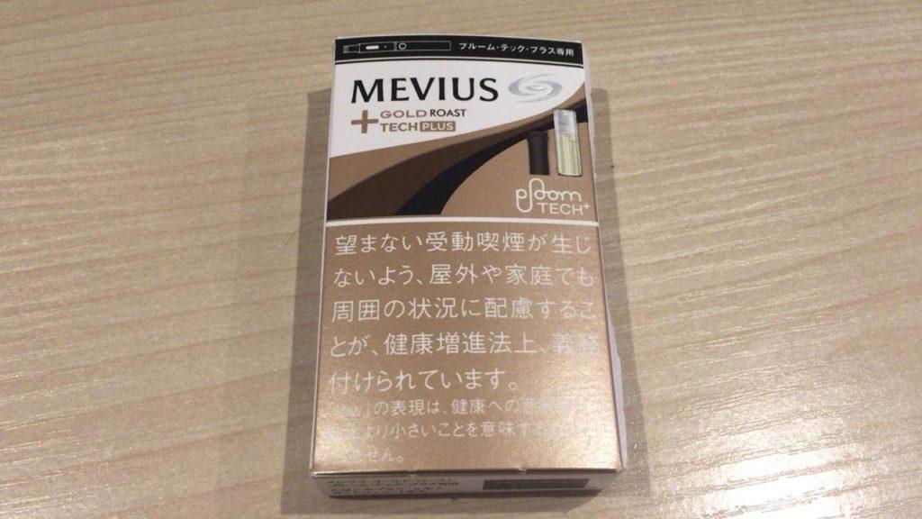 メビウス・ゴールド・ロースト・プルーム・テック・プラス