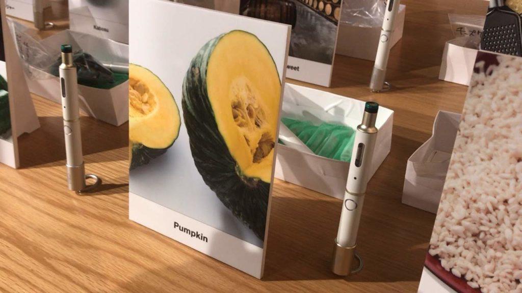 ploomtechplusパンプキン味