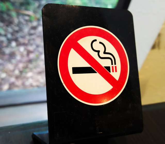 Dr.stickで禁煙