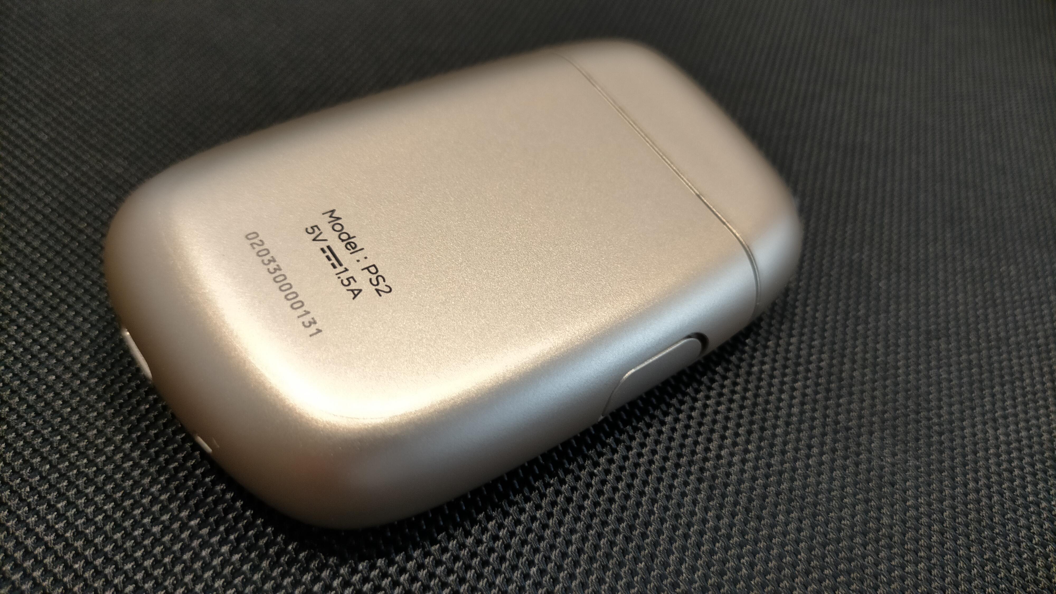 プルームエス2.0のクラシックゴールド色
