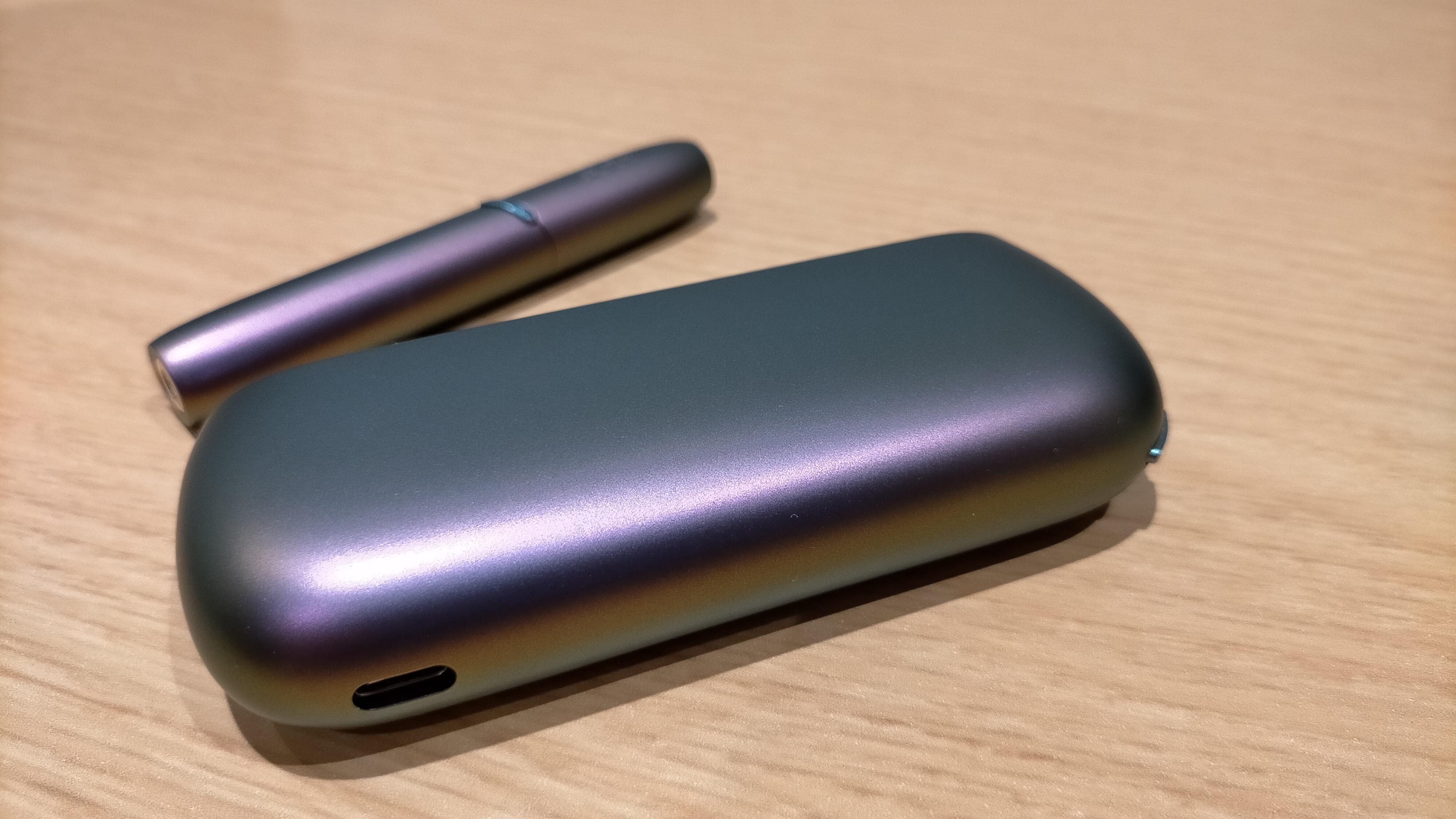 アイコス3デュオ「プリズム」限定カラー紫