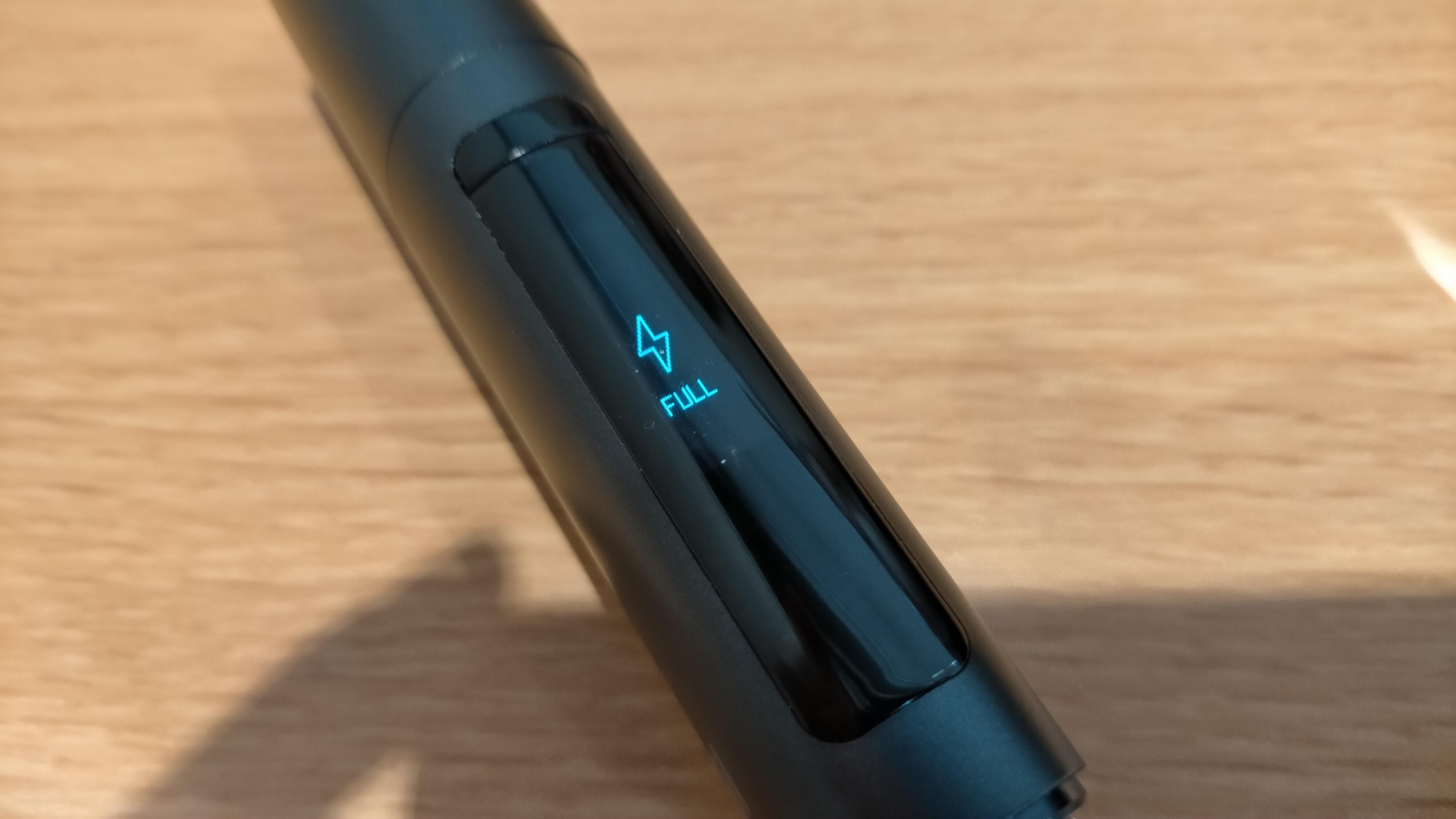 リルハイブリッドのフル充電マーク