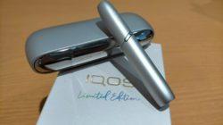 IQOS 3 DUO「ムーンシルバー」モデル