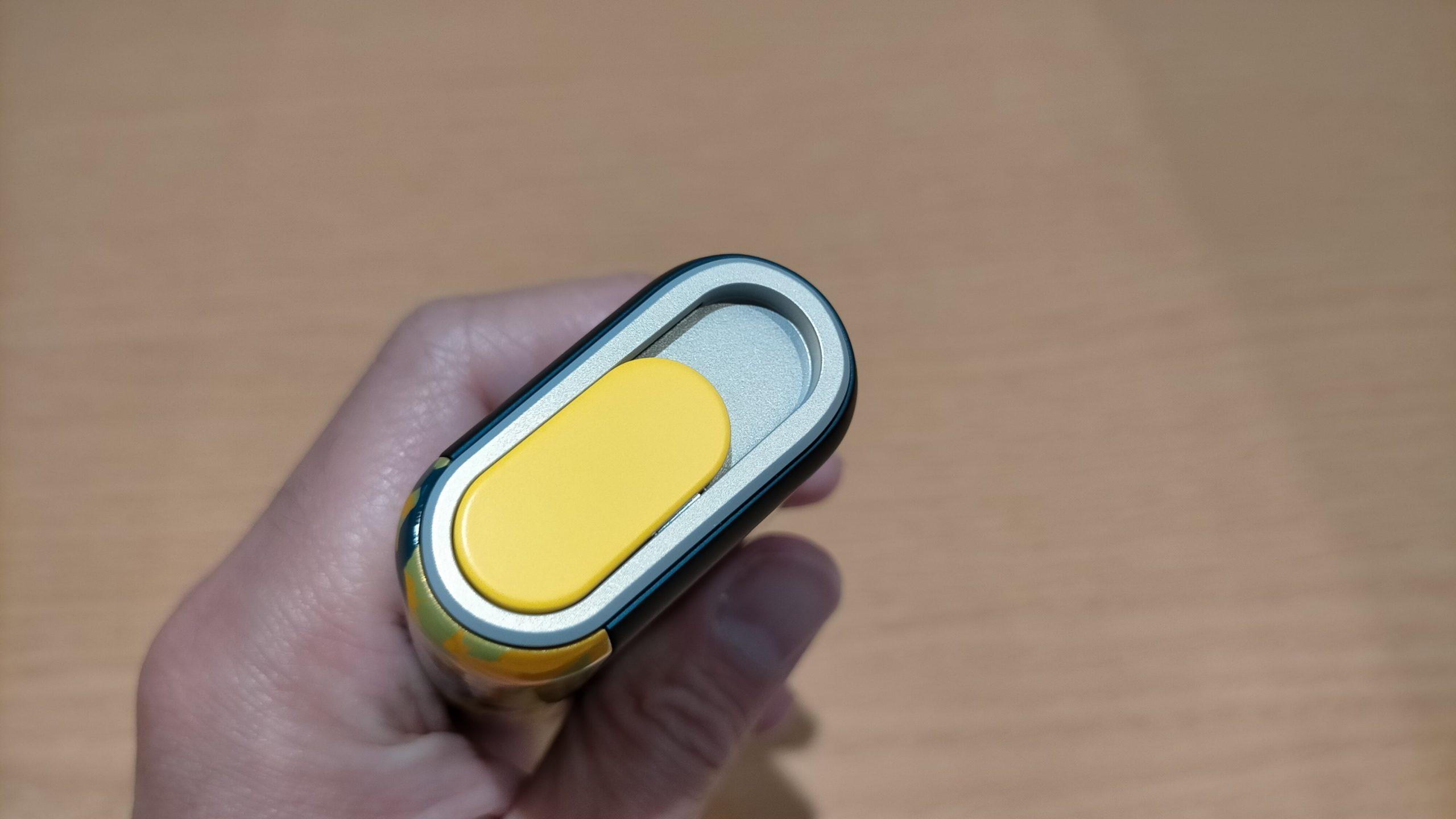 グローハイパープラス限定モデル「ワイルド・エディション」トロピカルトパーズ色