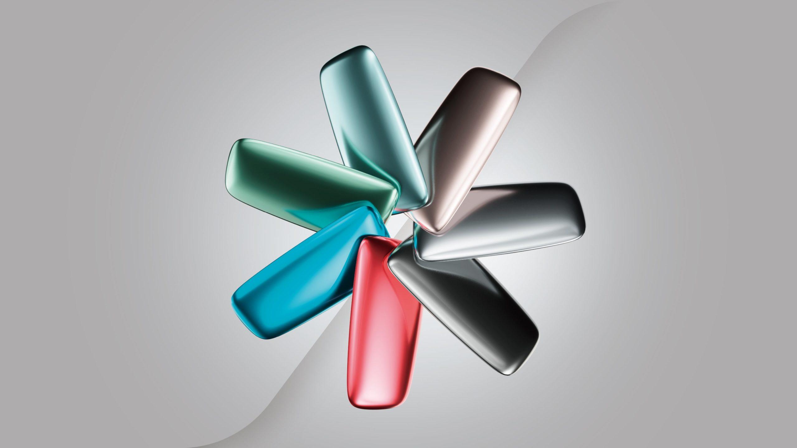 プルームXの色の種類