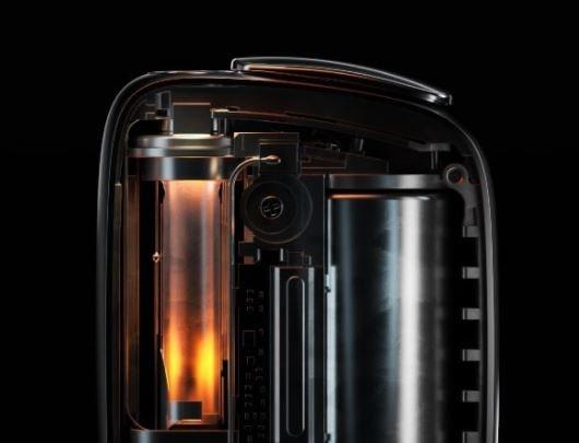 プルームXの加熱温度