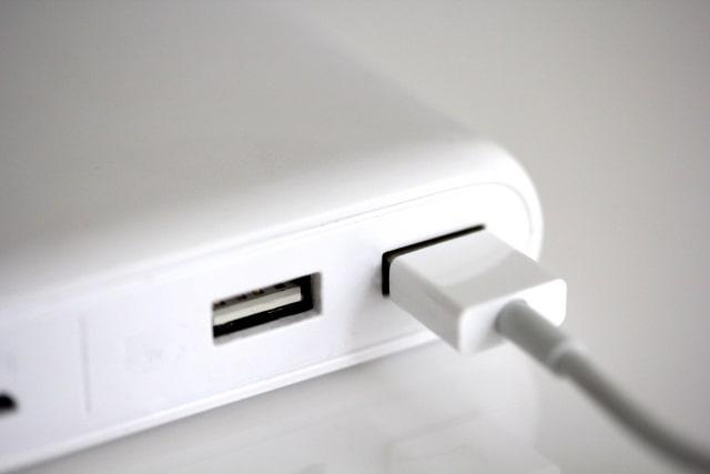 プルームXが充電できない