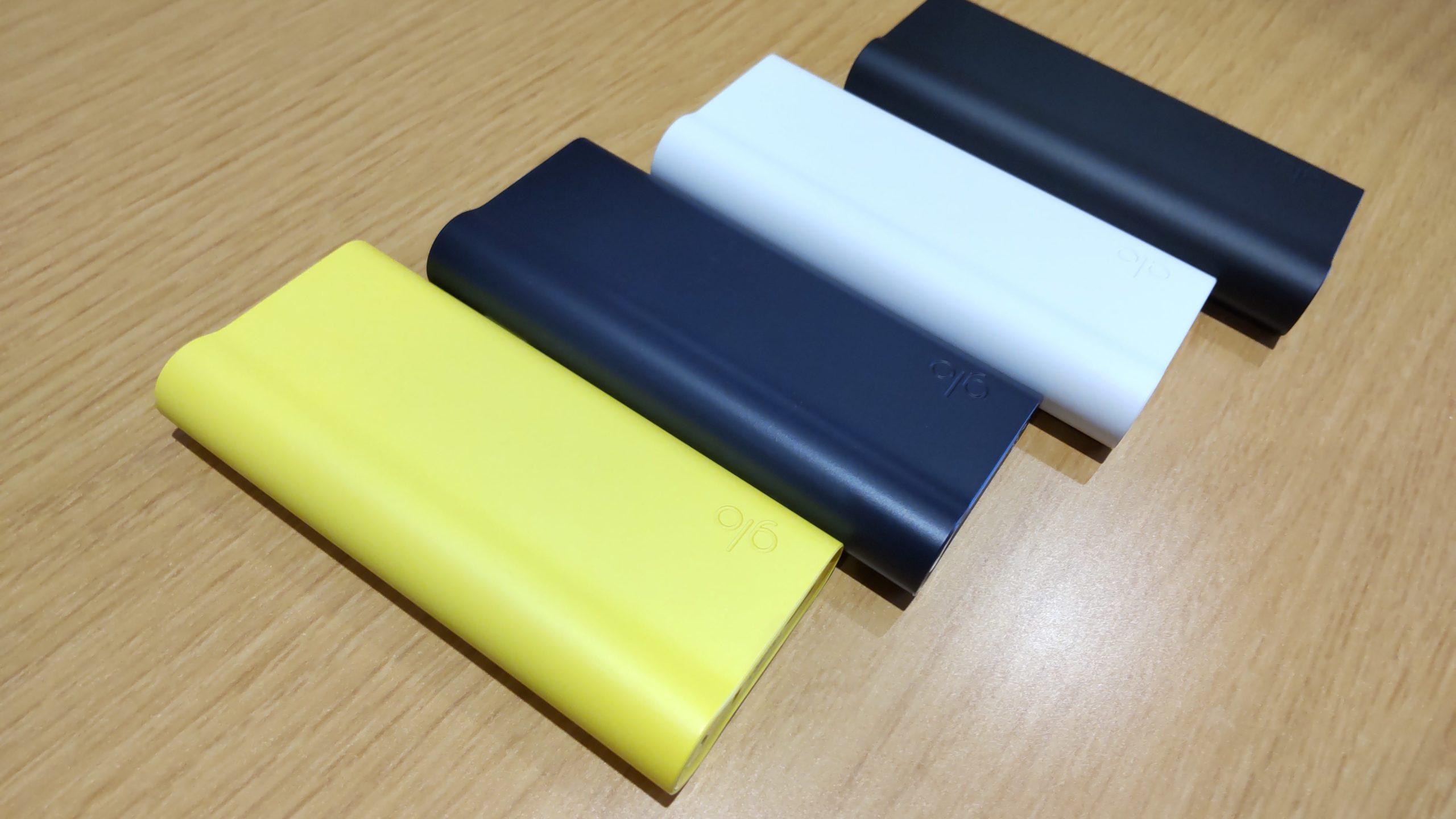 グロープロスリムの色の種類