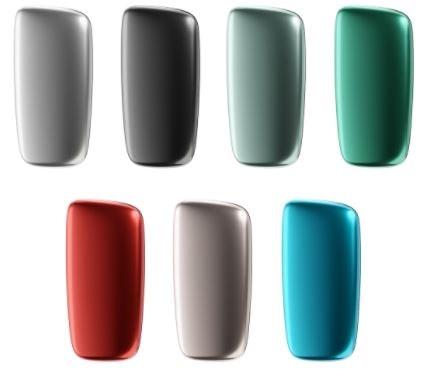 プルームXとアイコスイルマの色の種類